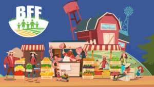 Bounty For Families Cartoon Market